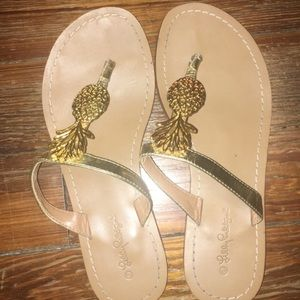 Lilly Pulitzer Target Sandals